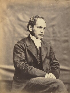 Thomas Jones Prout, by Lewis Carroll - NPG P7(7)