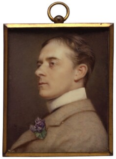 James Ferrier Pryde, by John William Brooke - NPG 4006
