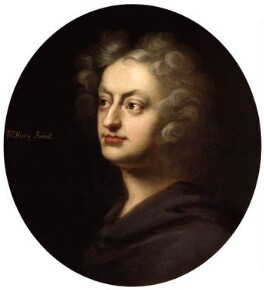 Henry Purcell, by Unknown artist, after 1695 - NPG 2150 - © National Portrait Gallery, London