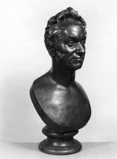 John Pye, by Henry Behnes Burlowe - NPG 2190