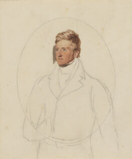 FitzRoy James Henry Somerset, 1st Baron Raglan, by Thomas Heaphy - NPG 1914(11)