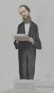 Henry Cecil Raikes, by Carlo Pellegrini - NPG 2596