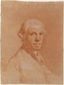 Allan Ramsay, by Allan Ramsay, 1776 - NPG  - © National Portrait Gallery, London