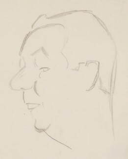 Terence Rattigan, by Sir David Low - NPG 4529(286)