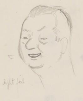 Terence Rattigan, by Sir David Low - NPG 4529(289)