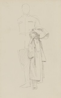Henry Seymour Rawlinson, 1st Baron Rawlinson of Trent, by John Singer Sargent - NPG 2908(15)