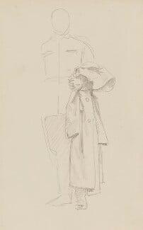 Henry Seymour Rawlinson, 1st Baron Rawlinson of Trent, by John Singer Sargent, circa 1922 - NPG 2908(15) - © National Portrait Gallery, London
