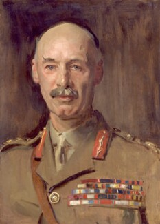 Henry Seymour Rawlinson, 1st Baron Rawlinson of Trent, by John Singer Sargent, circa 1919-1922 - NPG 4181 - © National Portrait Gallery, London