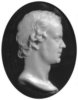 Sir Henry Creswicke Rawlinson, 1st Bt, by Richard Cockle Lucas, 1850 - NPG 1714 - © National Portrait Gallery, London