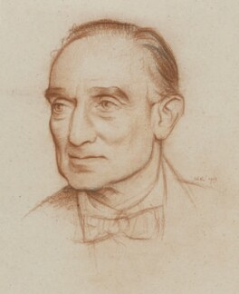 Rufus Isaacs, 1st Marquess of Reading, by William Rothenstein - NPG 2880