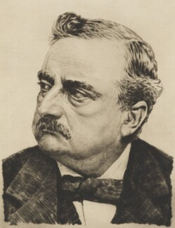 John Edward Redmond, by John George Day - NPG 2916a