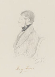 Henry Reeve, by Alfred, Count D'Orsay - NPG 4372