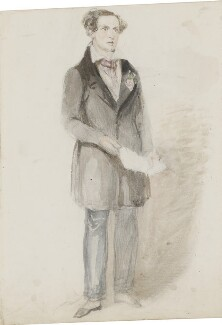 (John) Sims Reeves, by Alfred Edward Chalon - NPG 1962(g)