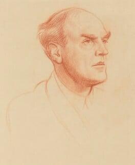 John Charles Walsham Reith, 1st Baron Reith, by William Rothenstein - NPG 4648