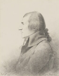James Rennell, by George Dance - NPG 1153