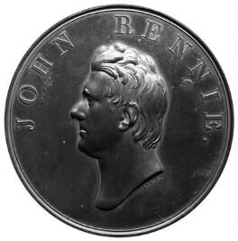 John Rennie Sr, by William Bain, after  Sir Francis Leggatt Chantrey, 1822, based on a work of 1818 - NPG 679 - © National Portrait Gallery, London