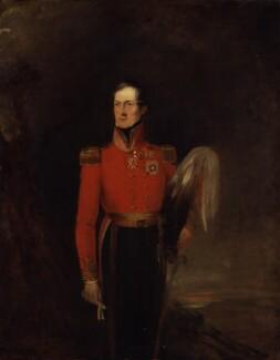 Sir Thomas Reynell, 6th Bt, by William Salter - NPG 3745