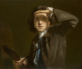 Sir Joshua Reynolds, by Sir Joshua Reynolds, circa 1747-1749 - NPG  - © National Portrait Gallery, London