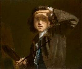Sir Joshua Reynolds, by Sir Joshua Reynolds, circa 1747-1749 - NPG 41 - © National Portrait Gallery, London