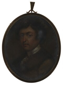 Unknown man, formerly known as Sir Joshua Reynolds, by Unknown artist - NPG 1761b