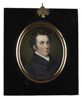Samuel William Reynolds, by Elizabeth Walker (née Reynolds), circa 1830? - NPG 2123 - © National Portrait Gallery, London
