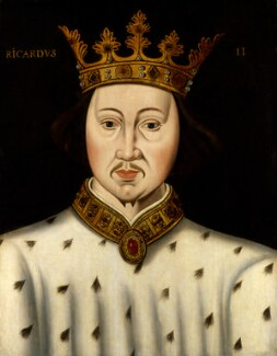 King Richard II, by Unknown artist, 16th century - NPG  - © National Portrait Gallery, London