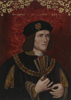 King Richard III, by Unknown artist, late 16th century - NPG 148 - © National Portrait Gallery, London