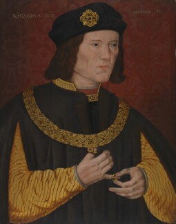 King Richard III, by Unknown artist, 1597-1618 - NPG  - © National Portrait Gallery, London