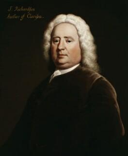 Samuel Richardson, by Joseph Highmore, circa 1747 - NPG 161 - © National Portrait Gallery, London