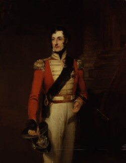 Charles Gordon-Lennox, 5th Duke of Richmond and Lennox, by William Salter - NPG 3746