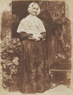 Anne Rigby (née Palgrave), by David Octavius Hill, and  Robert Adamson - NPG P6(126)