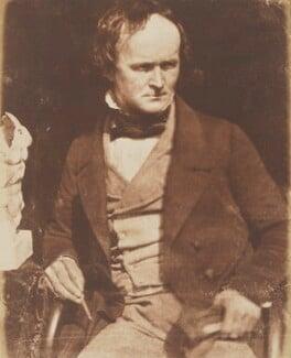 Alexander Handyside Ritchie, by David Octavius Hill, and  Robert Adamson, 1843-1848 - NPG P6(33) - © National Portrait Gallery, London