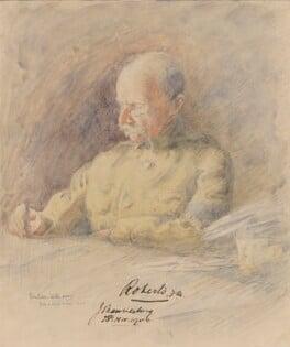 Frederick Sleigh Roberts, 1st Earl Roberts, by Inglis Sheldon-Williams, 1900 - NPG 4039(5) - © National Portrait Gallery, London