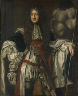 Laurence Hyde, 1st Earl of Rochester, after Willem Wissing - NPG 819