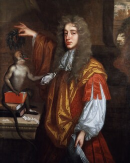 John Wilmot, 2nd Earl of Rochester, by Unknown artist - NPG 804