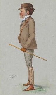 George Rodney, 7th Baron Rodney, by Liborio Prosperi ('Lib') - NPG 4739