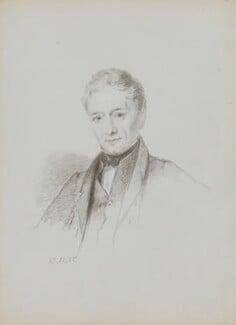 Peter Mark Roget, by William Brockedon - NPG 2515(79)