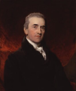 Sir Samuel Romilly, by Sir Thomas Lawrence - NPG 1171