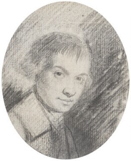 George Romney, by George Romney, circa 1765 - NPG 2814 - © National Portrait Gallery, London