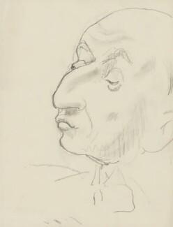 Sir Landon Ronald, by Ernest Procter - NPG 4975(13)