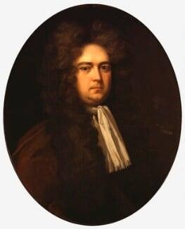 Sir George Rooke, studio of Michael Dahl - NPG 1992