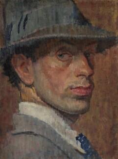 Isaac Rosenberg, by Isaac Rosenberg, 1915 - NPG 4129 - © National Portrait Gallery, London