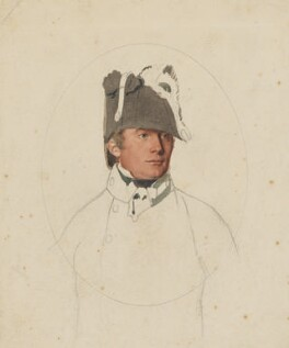 Sir Hew Dalrymple Ross, by Thomas Heaphy - NPG 1914(13)