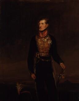 Sir Hew Dalrymple Ross, by William Salter - NPG 3748