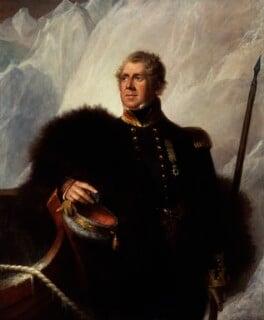 Sir John Ross, by James Green, 1833 - NPG  - © National Portrait Gallery, London