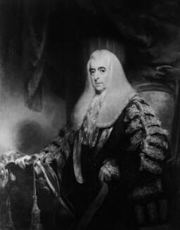 Alexander Wedderburn, 1st Earl of Rosslyn (Lord Loughborough), by William Owen, circa 1798 - NPG 392 - © National Portrait Gallery, London