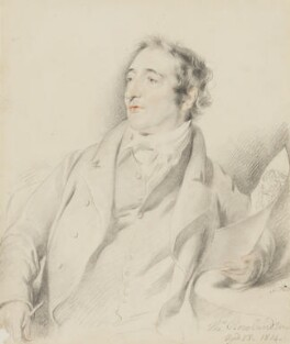 Thomas Rowlandson, by George Henry Harlow, 1814 - NPG 2813 - © National Portrait Gallery, London