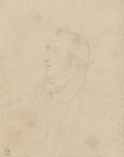 Thomas Rowlandson, by John Jackson, circa 1815 - NPG 2198 - © National Portrait Gallery, London