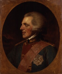 Sir Benjamin Thompson, Count von Rumford, after Moritz Kellerhoven, early 19th century, based on a work of 1792 - NPG 1332 - © National Portrait Gallery, London