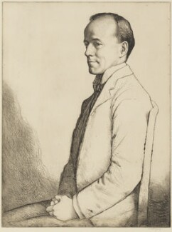 Walter Runciman, 1st Viscount Runciman of Doxford, by William Strang - NPG 5157